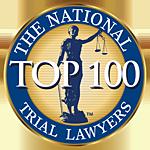 NTL Top 100 Trial Lawyer logo