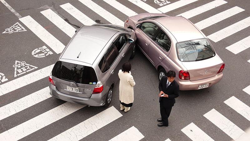 injured wreck law